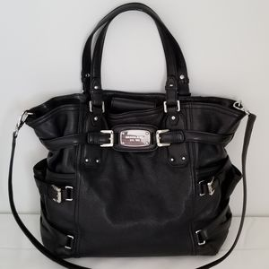 Michael Kors Large Black soft Leather Purse